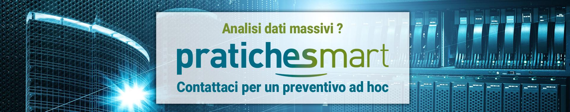 Convenzioni per richieste dati massivi - Pratiche Smart